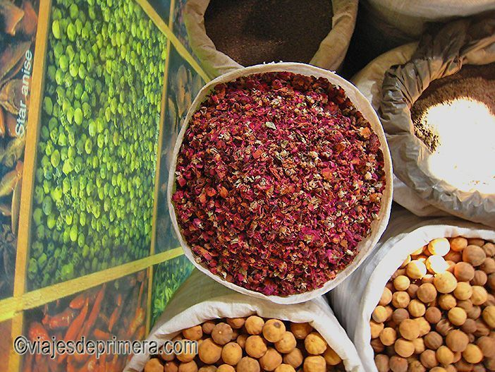 El Mercado de las especias de Dubái es uno de los mejores lugares para hacer alguna compra tradicional