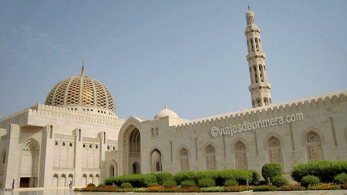 Muscate es uno de los lugares que ver en Omán