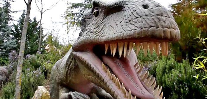 Cómo se extinguieron los dinosaurios, de hambre