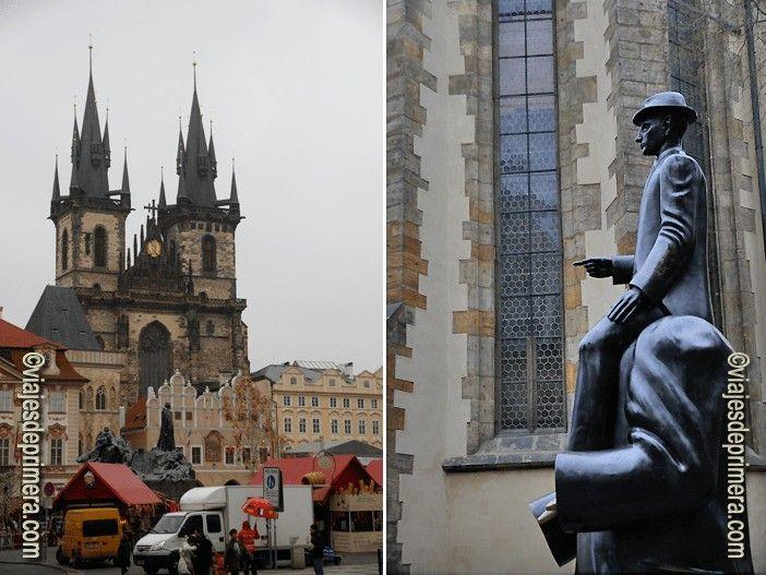 Kafka es uno de los escritores checos más famosos. Su casa está en el número 22 del Callejón del Oro de Praga