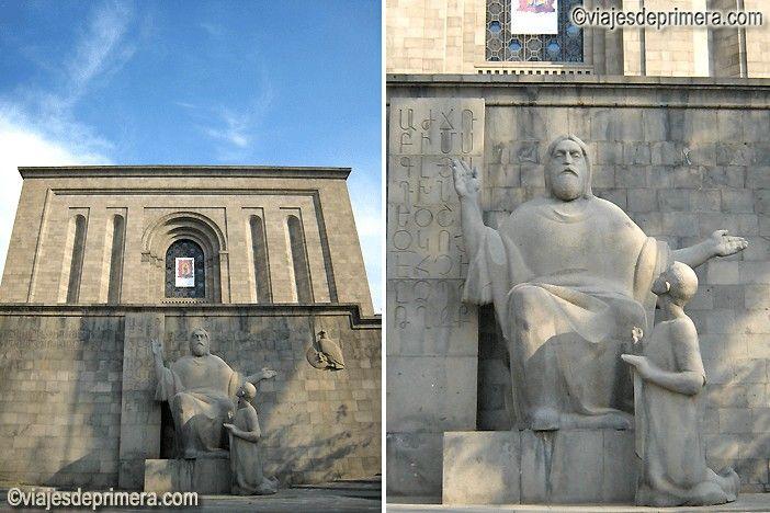 El Instituto de Investigación de Manuscritos de Yerevan conserva varios dibujos que ilustran la idea de que el Jardín del Edén está en Armenia.