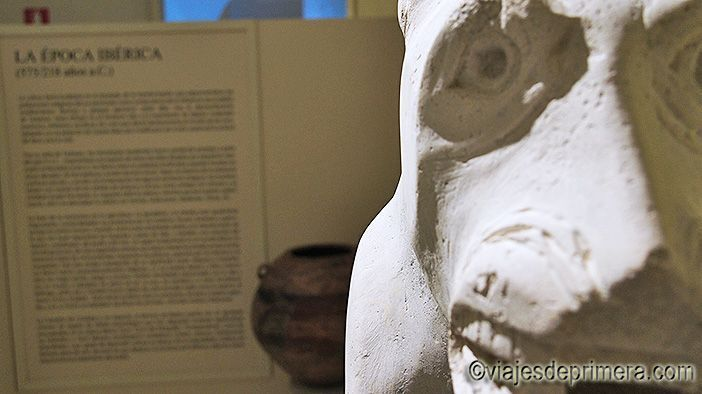 La colección de Leones íberos del Museo Arqueológico de Baena es una de las más importantes del Mediterráneo
