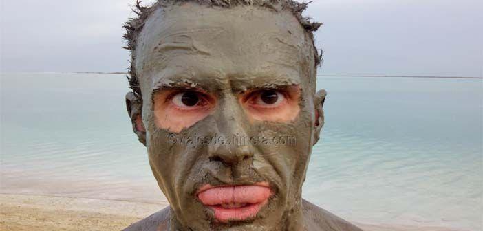 Los barros del Mar Muerto tienen muchas propiedades
