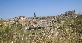 Toledo es ciudad Patrimonio de la Humanidad y una de las más visitadas de España.