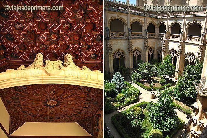 Qué ver en Toledo, el Monasterio de San Juan de los Reyes, construido por los Reyes Católicos