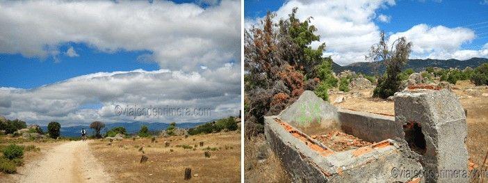 Los Lanchares de Castilla y la zona de las canteras de Hoyo de Manzanares fueron los escenarios de cine de Golden City