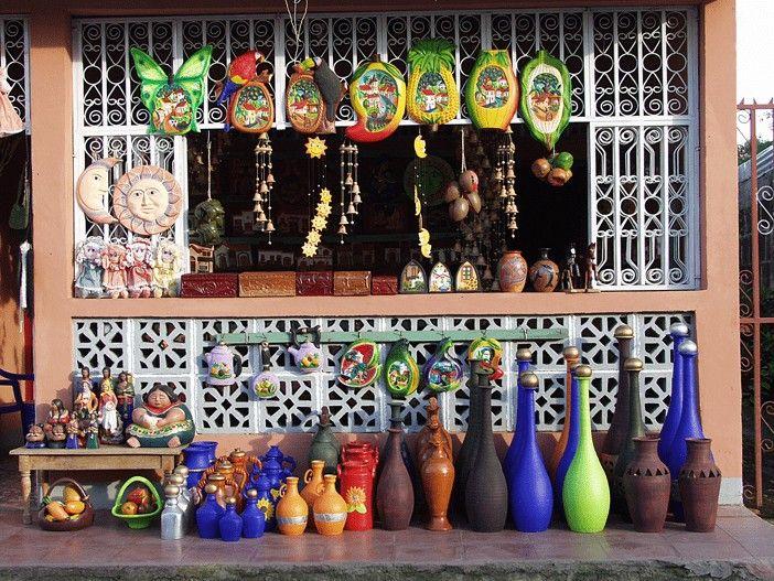 La artesanía es uno de los grandes atractivos de Nicaragua y de toda Centroamérica.