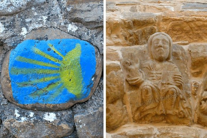 La Puerta del Perdón de la iglesia de Santiago de Villafranca del Bierzo volverá a abrirse en el año 2021