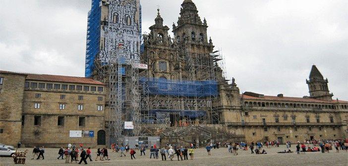 El Parador de Santiago de Compostela, en el Hostal de los Reyes Católicos, está considerado el hotel más antiguo del mundo