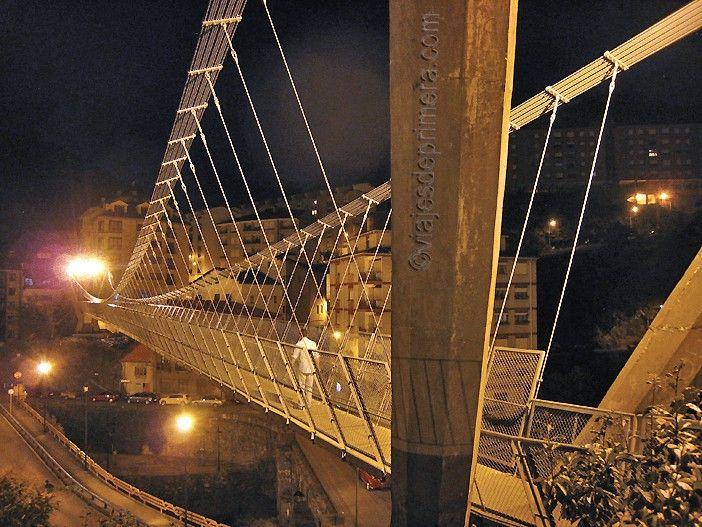 En tu visita a Cangas de Narcea tienes que ver su Puente Colgante