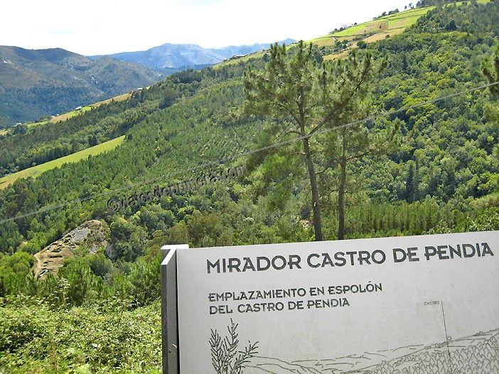 Muy cerca del castro de Pendía está Boal, una localidad mielera famosa por su Casa de la Apicultura