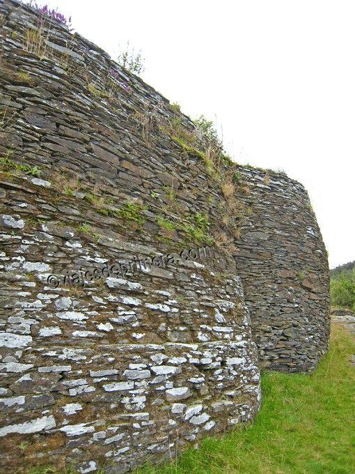 El castro de Coaña es el más famoso de cuantos se pueden visitar en Asturias