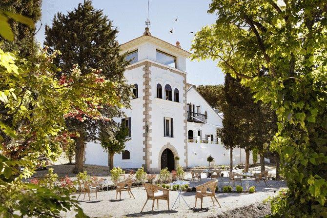 Hotel Boxart, del club Rusticae, en Madrid.
