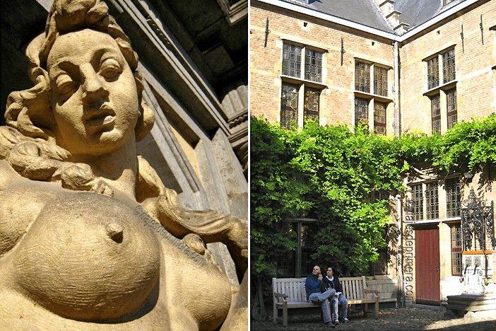 La Rubenhuis es la casa taller que Rubens tuvo en Amberes, uno de los lugares que tienes que ver en tu viaje a Flande