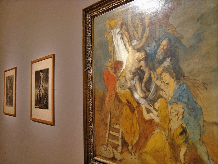 El Bozar expone muchas obras de Arte de Pedro Pablo Rubens