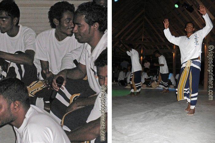 El Boduberu es la manifestación cultural más popular de las Maldivas.