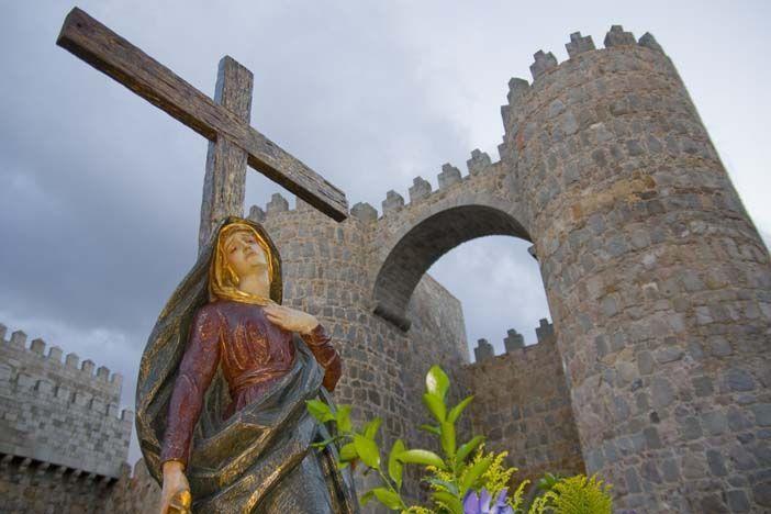 La Semana Santa de Ávila está considerada Fiesta de Interés Turístico Internacional