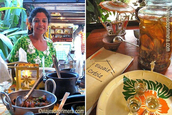Si vas a viajar a Isla Mauricio tienes que probar la comida criolla