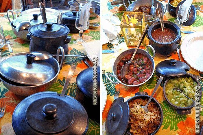restaurante criollo en isla mauricio