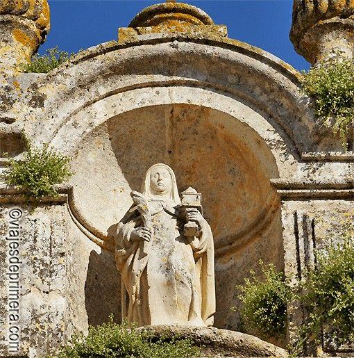 El convento de Santa Clara de Carmona, en Sevilla, recibió a novicias de las familias más poderosas.