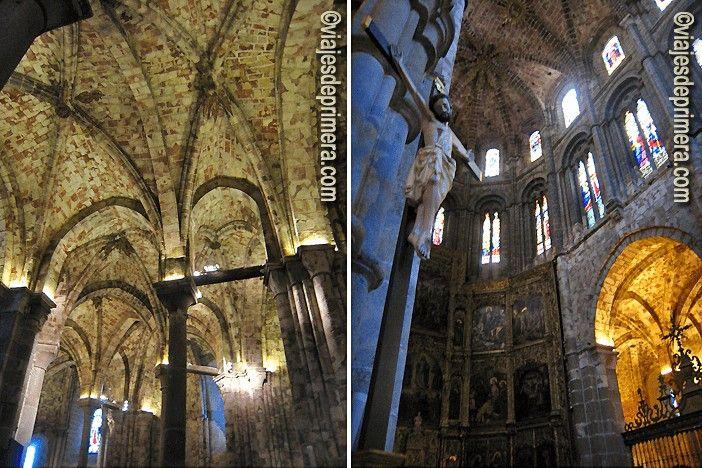 Catedral de Ávila templo imprescindible que ver en Ávila