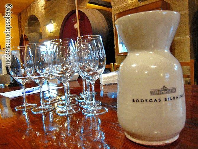Visitas de Bodegas Bilbaínas incluyen recorrido y cata de tres vinos