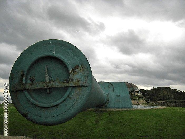 Uno de los sitios que ver en A Coruña es el Parque de San Pedro
