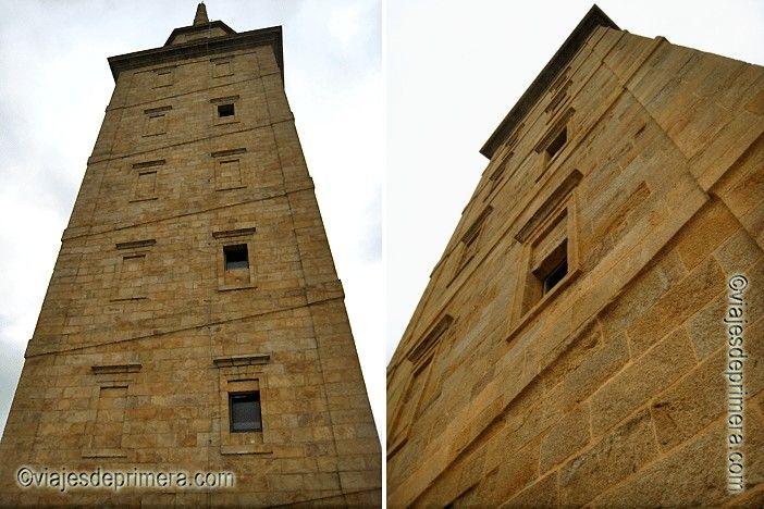 Qué ver en A Coruña, la Torre de Hércules, Patrimonio de la Humanidad
