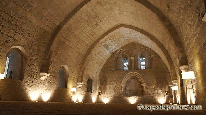 Monasterio de Valbuena en Valladolid sede del primer balneario cinco estrellas de Castilla y León