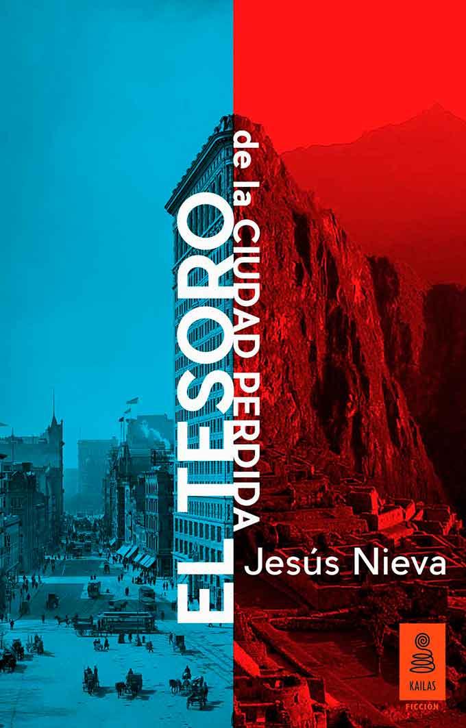 Libros sobre Perú, El tesoro de la ciudad perdida de Jesús Nieva sobre los secretos de Machu Picchu