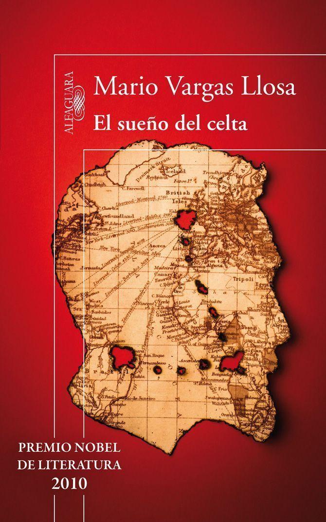 Portada de El sueño del celta de Mario Vargas Llosa
