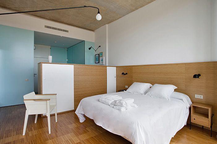 Habitación diseñada por David Delfín para el hotel Finca los Arandinos, en La Rioja