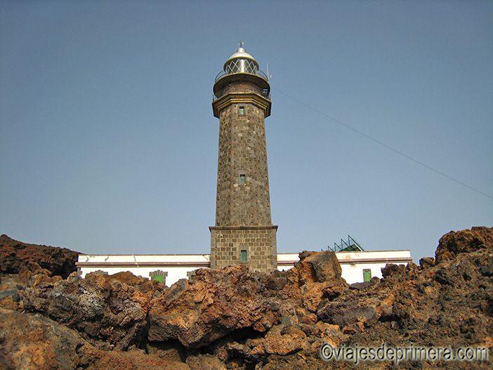 Sitios que ver en El Hierro, el Faro de Orchilla, el más occidental de Europa