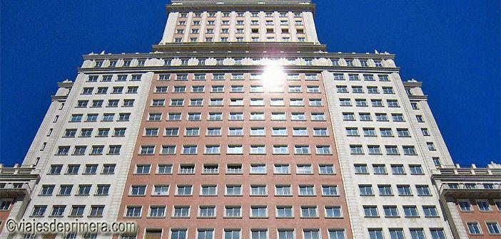 HOTELES-PLAZA-ESPAÑA-MADRID-ESPAÑA