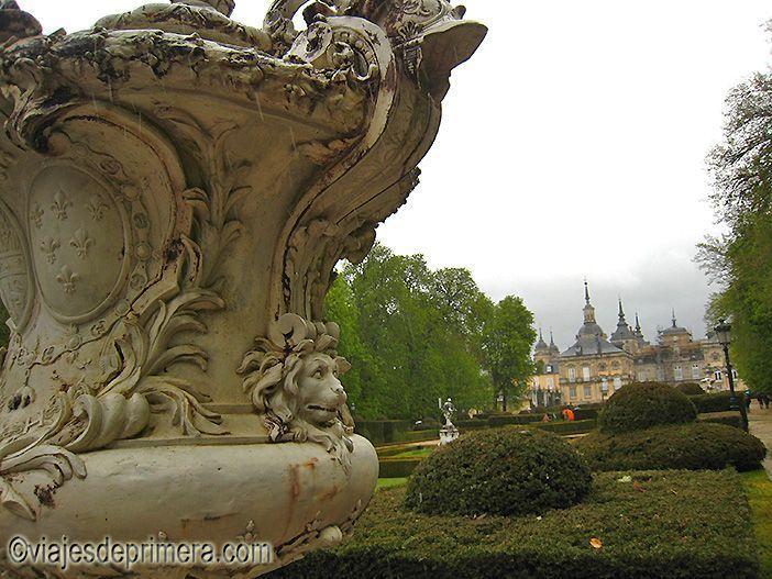 Las Fuentes de La Granja de Segovia son uno de los grandes atractivos de sus Jardines, los últimos de estilo Barroco de Europa