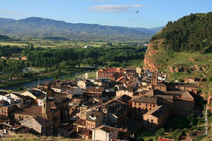 Nájera, en La Rioja