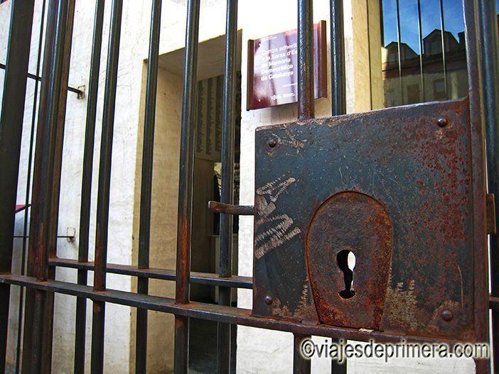 La prisión museo de Sort es el corazón de las rutas Perseguidos y Salvados en el Pirineo de Lérida.