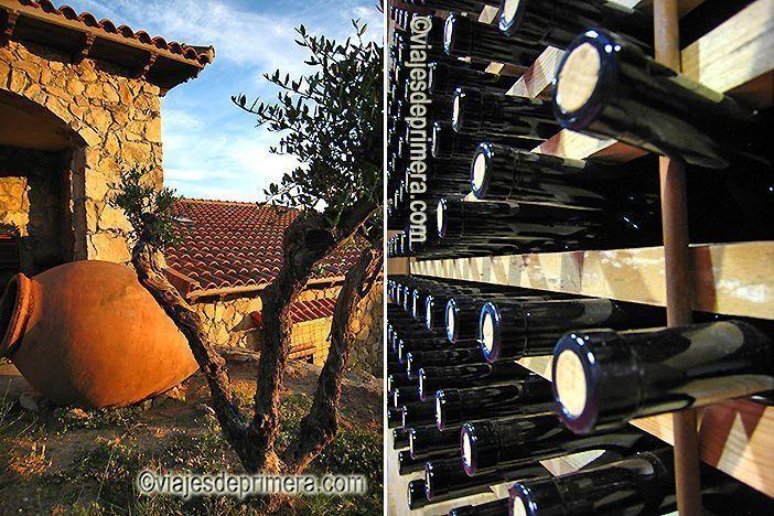 La visita a las Bodegas Garnacha Alto Alberche es una de las experiencias recomendables para quien se hospede en El Hotelito.
