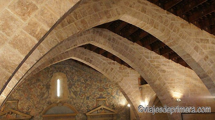 La iglesia de la Sangre de Llíria es uno de los mejores ejemplos de arquitectura de Conquista de Valencia