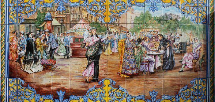 Las Fiestas de la Paloma son una de las verbenas de Madrid más típicas