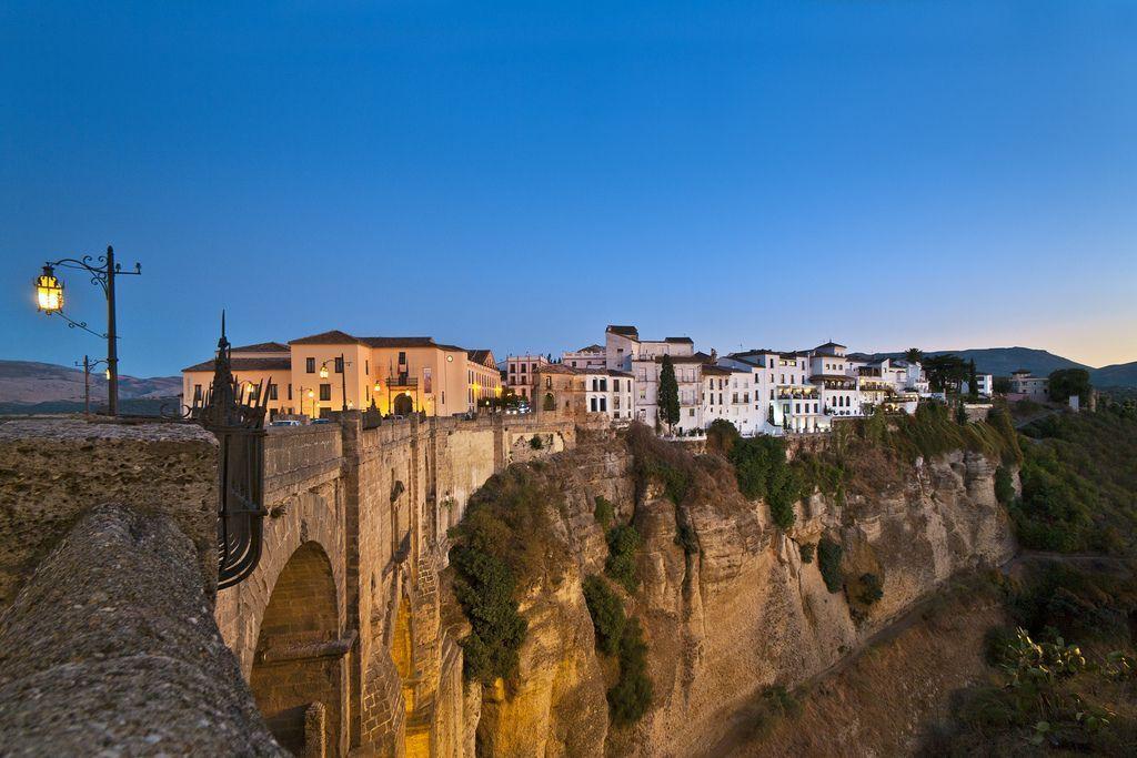 Ronda tiene orígenes neolíticos y es una de las ciudades más antiguas de España