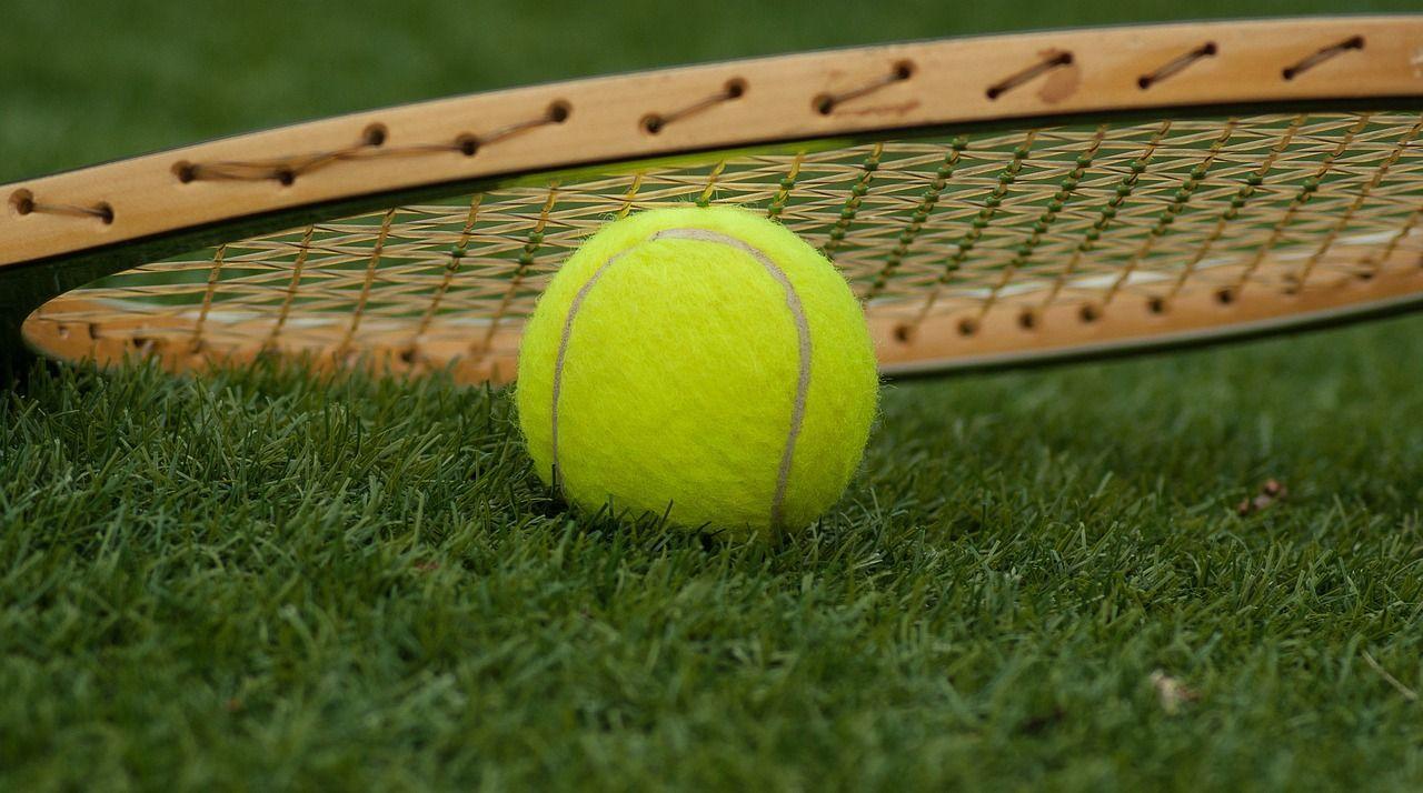 Wimbledon es el único torneo de Grand Slam que se juega en hierba