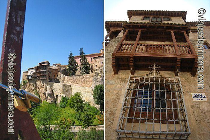 Las Casas Colgadas de Cuenca son uno de los símbolos más internacionales de esta ciudad de Castilla- La Mancha