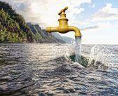 Agua y turismo en España, país de secano