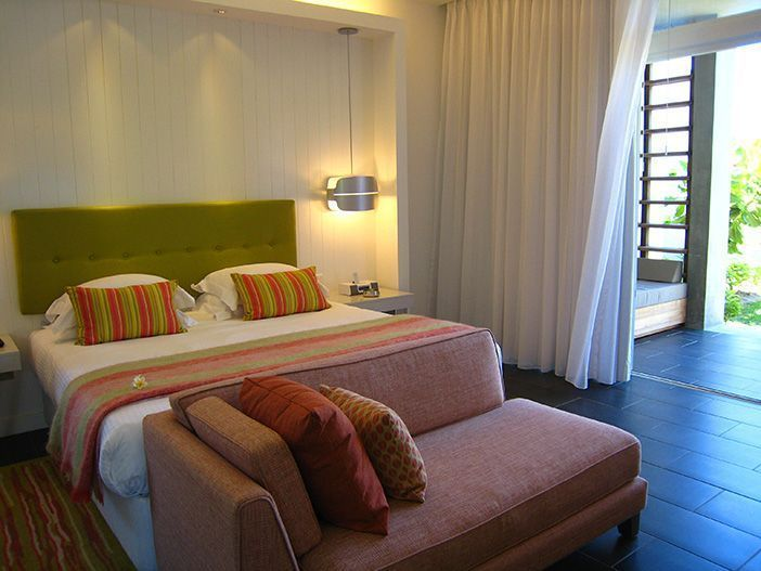El hotel Long Beach de Isla Mauricio es uno de los más modernos del país