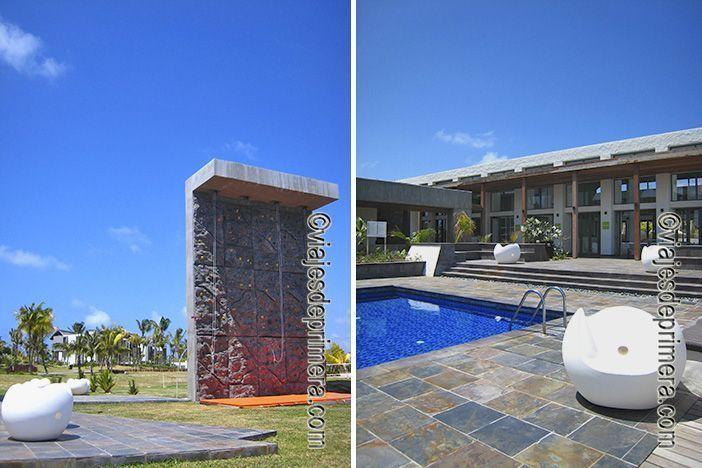 Long Beach es uno de los mejores hoteles de Isla Mauricio si te gusta practicar todo tipo de actividades