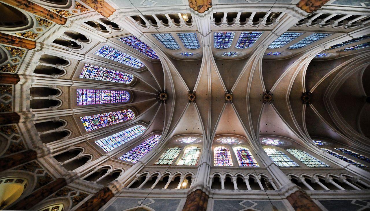 La catedral de Chartres es una de las catedrales góticas más importantes de Francia