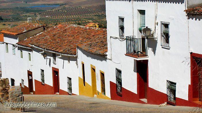 Hornachos fue el último refugio de los moriscos españoles.