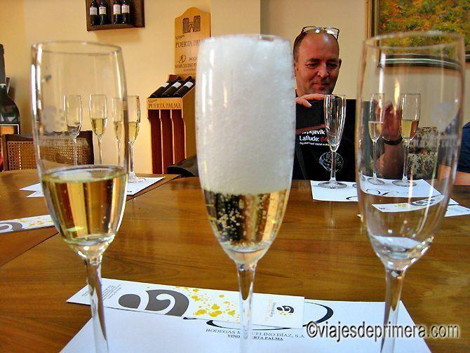 Almendralejo es el referente del cava dentro del enoturismo de Extremadura y de la Ruta del vino de la Ribera de Guadiana.