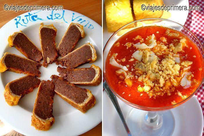 El enoturismo de Extremadura permite conocer recetas tradicionales, como el postre de la Técula Mécula.